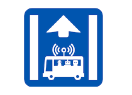 ANA ウインドサーフィン ワールドカップ 横須賀・三浦大会  電動自動運転バスの体験搭乗に協力