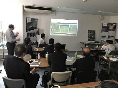 グラスグリッド(GlasGrid ®) 西日本アカデミーを開催しました。