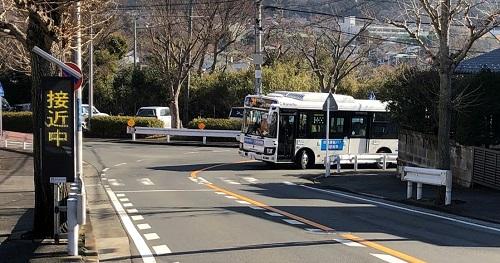 神奈川中央交通・中型自動運転バス公道実証実験への技術協力