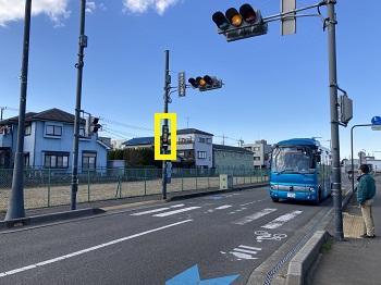 アークノハラ_川口市自動運転実証走行_2020-4