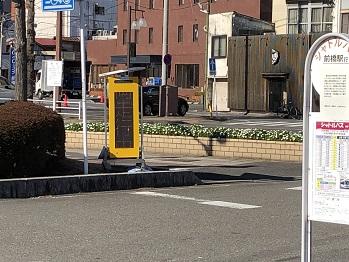 前橋駅周辺における自動運転公道実証実験への技術協力_アークノハラ