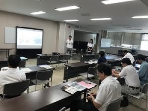 グラスグリッド(GlasGrid®)平成30年度長野県技術プレゼンテーションに参加しました。